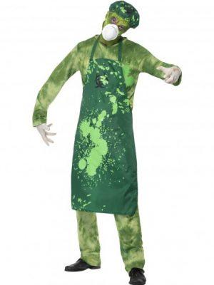Bio Hazard Mens Costume