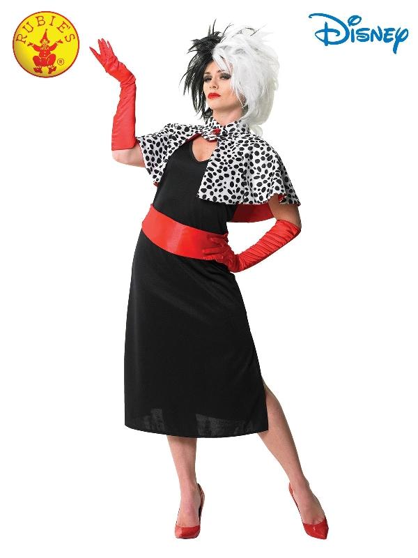 Cruella de Vil Ladies Costume 880564