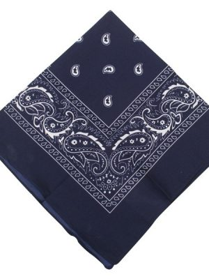 51674 - Forum Novelties Navy Blue Bandana NEW