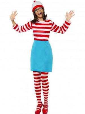 Where's Wally? Wenda Costume - #39504