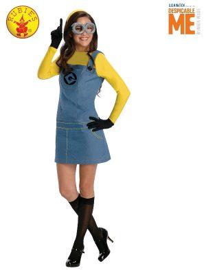 Female Minion Costume #887200