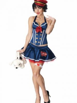 Betty Boop Sailor -SALE - 880682