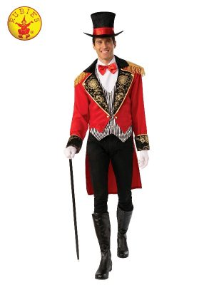 Ringmaster Mens Costume _ #700892