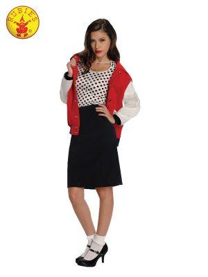 50s Rebel Chick Costume - Rubies 887387