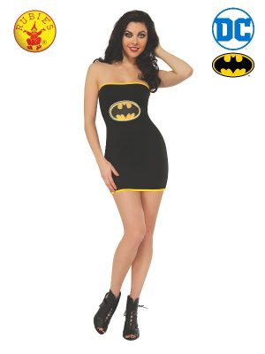 Batgirl Tube Dress #880421