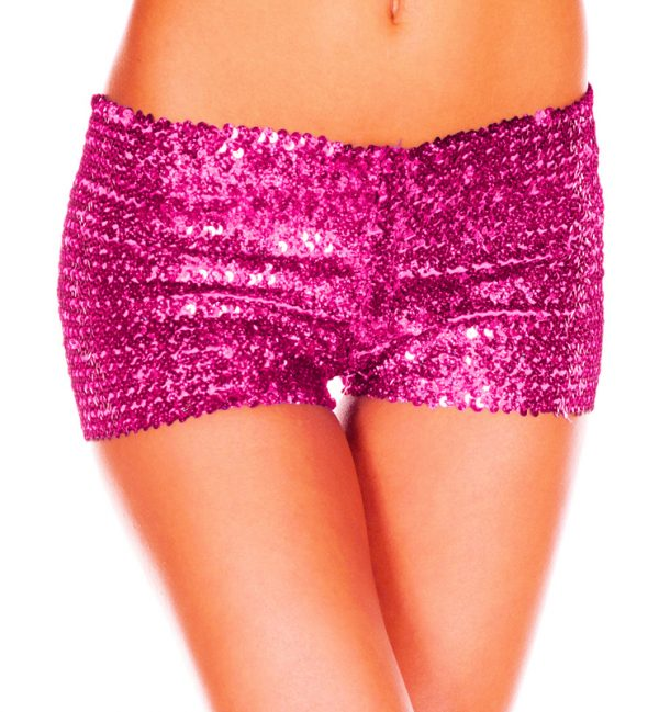 Sexy-Shiny-Sequined-Shorts-N8198