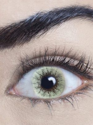Windsor Jade - Natural Cosmetic Contacts