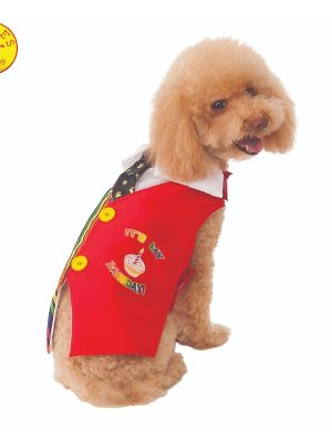 Barkday Vest Costume *Pet Shop Boutique