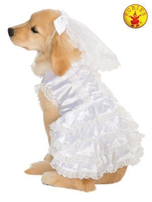 Bride Dog Costume *Pet Shop Boutique