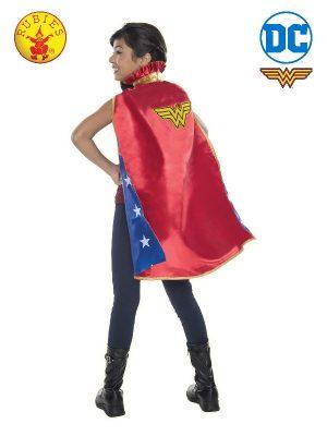Kids Wonder Woman Cape 5223