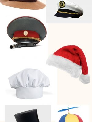 Hats & Headpieces