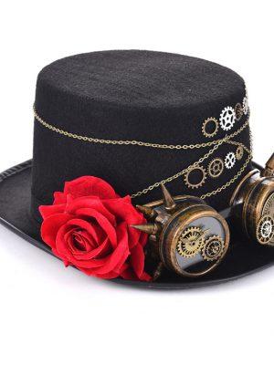 Steampunk Top Hat J19842