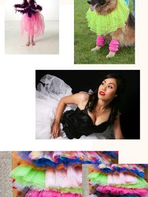 Petticoats & Tutu's
