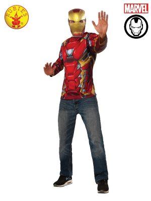 Iron man Costume Top 810913