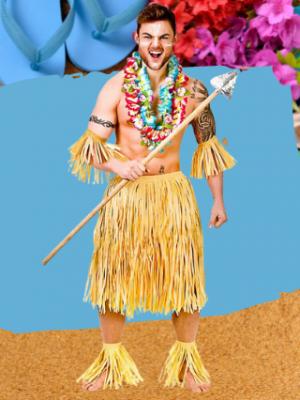 Hawaiian & Beach